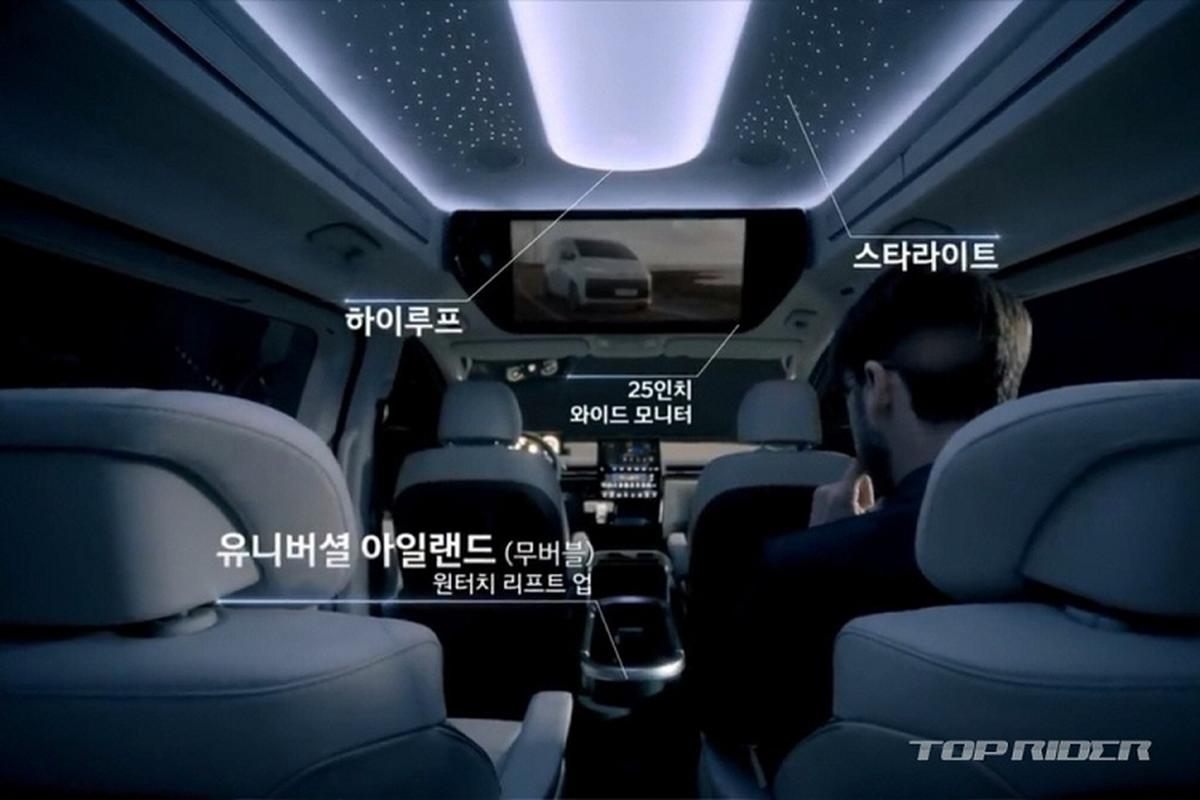 Hyundai Staria tu 559 trieu dong he lo ban sieu sang nhu Rolls-Royce-Hinh-2
