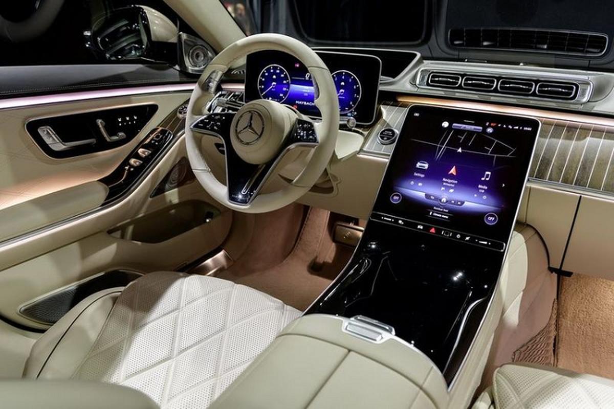 Chi tiet Mercedes-Maybach S 680 2021 khoang 17 ty tai Viet Nam?-Hinh-5