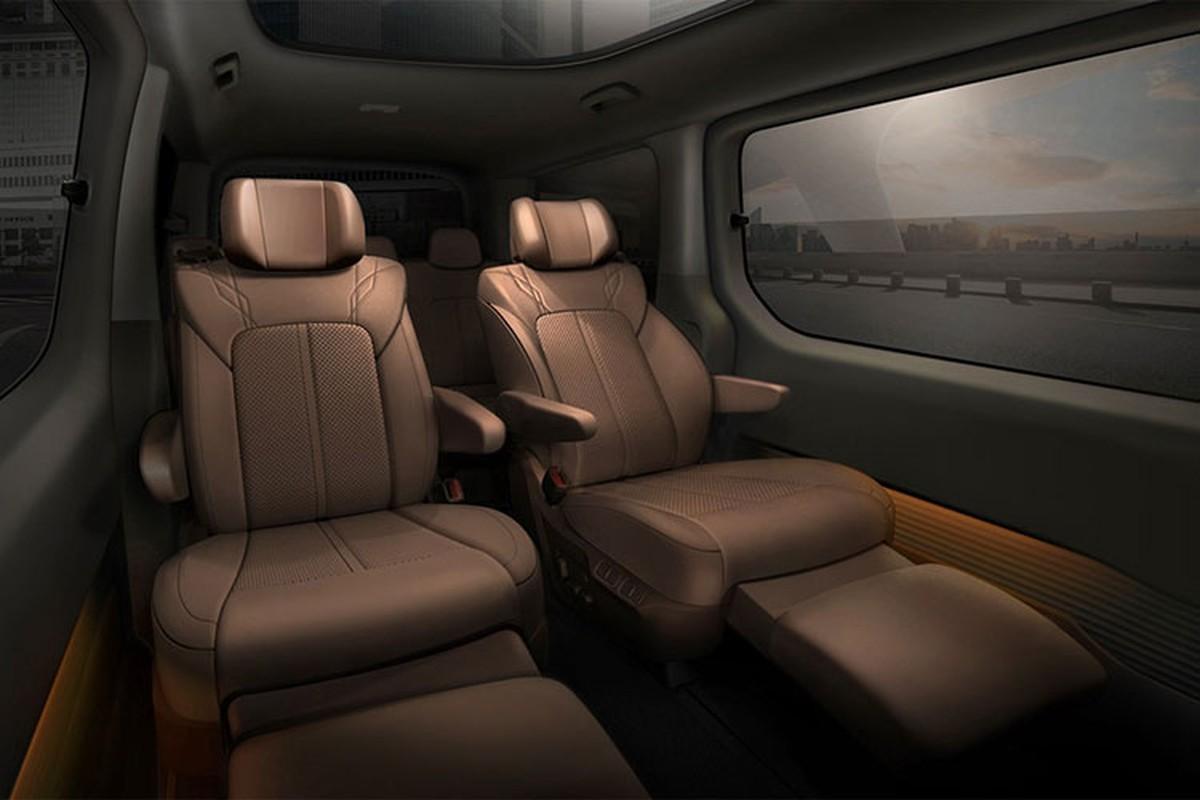 Hyundai Staria tu 559 trieu dong he lo ban sieu sang nhu Rolls-Royce-Hinh-5