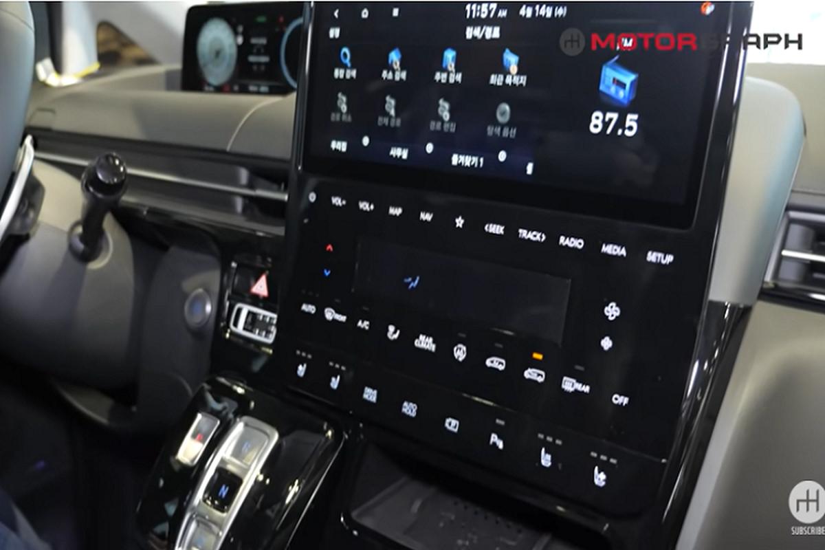 Kham pha tung chi tiet cua MPV Hyundai Staria ban 9 va 11 cho ngoi-Hinh-5