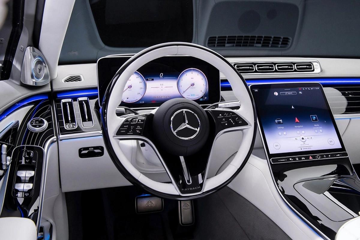 Mercedes-Maybach S 480 2021 more than 5.1 billion dong in China-Hinh-6