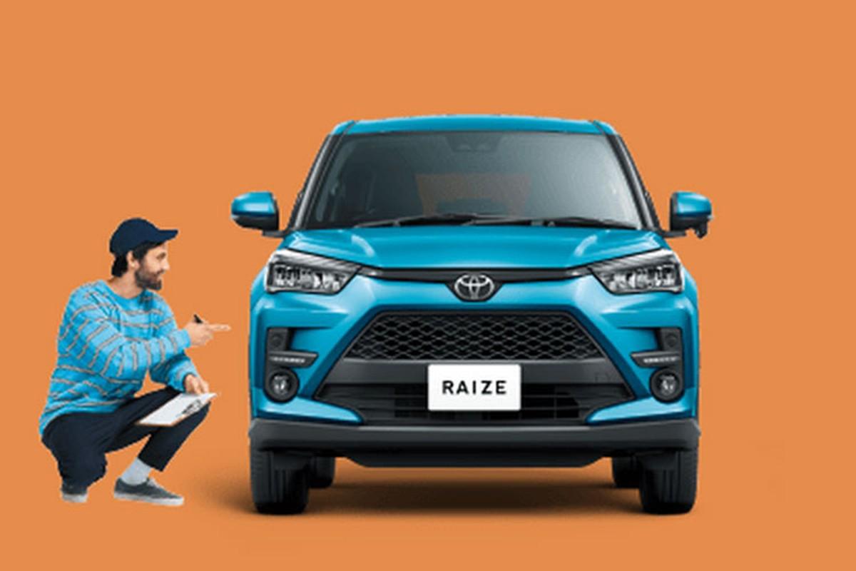 Toyota Raize 2021 sap ban o Dong Nam A, cho ve Viet Nam-Hinh-3