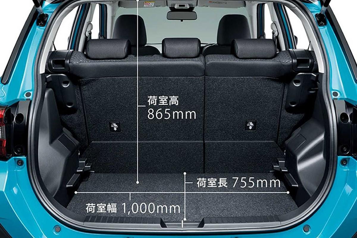 Toyota Raize 2021 sap ban o Dong Nam A, cho ve Viet Nam-Hinh-4