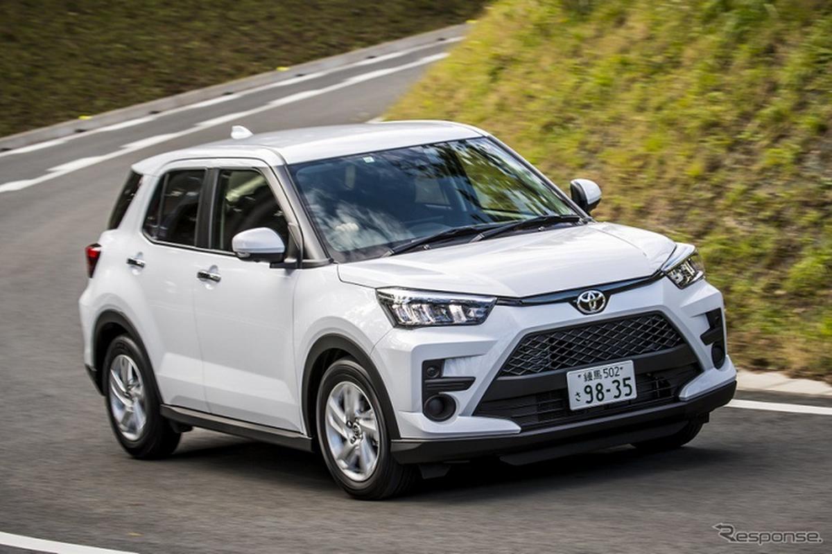 Toyota Raize 2021 sap ban o Dong Nam A, cho ve Viet Nam-Hinh-8