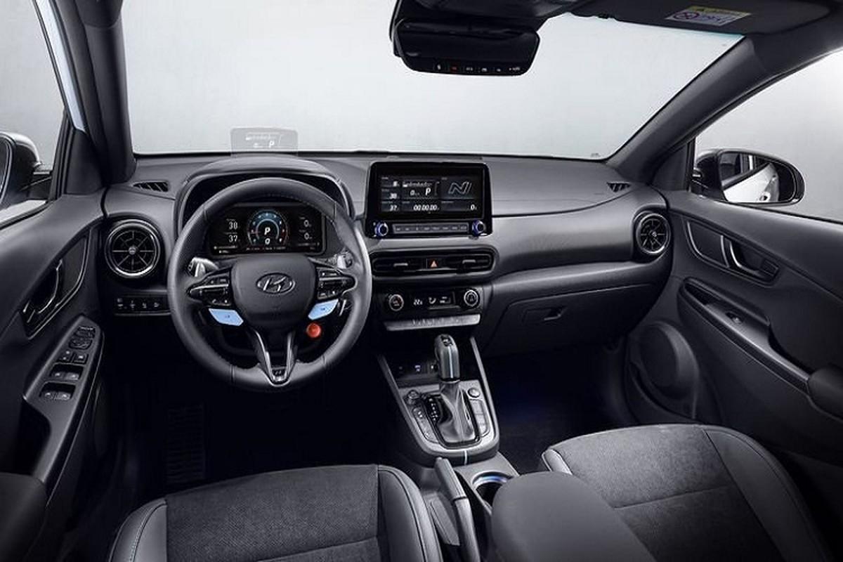 Hyundai Kona N 2022 ra mat kem theo tinh nang tang cong suat-Hinh-2