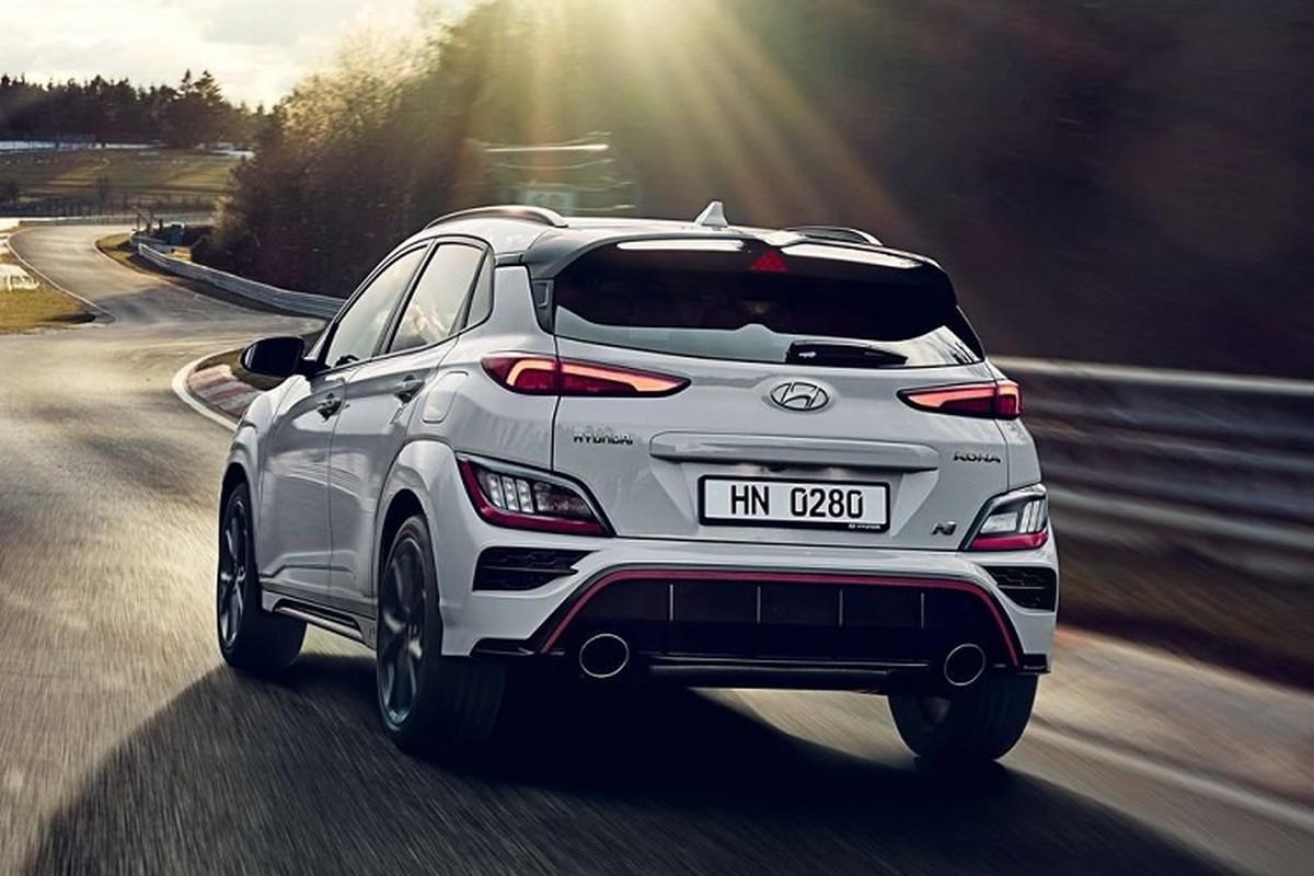 Hyundai Kona N 2022 ra mat kem theo tinh nang tang cong suat-Hinh-6