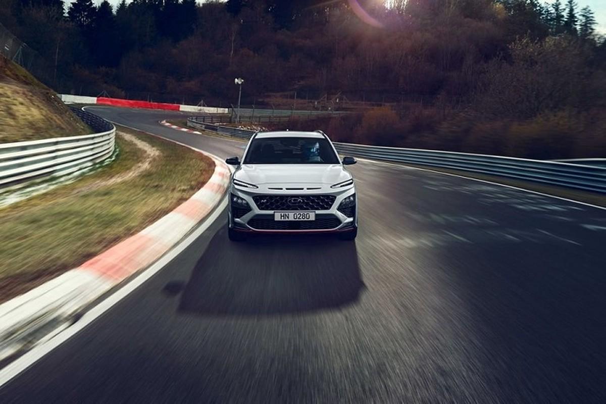 Hyundai Kona N 2022 ra mat kem theo tinh nang tang cong suat-Hinh-7