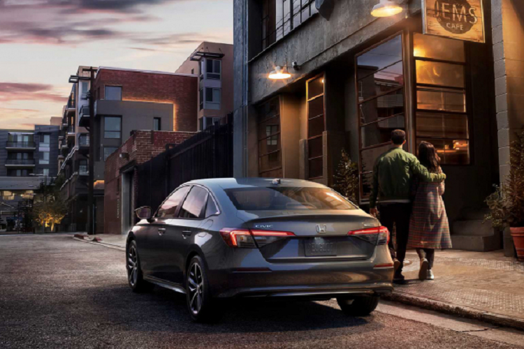 The new Honda Civic 2022 has been released, the design will make it more controversial