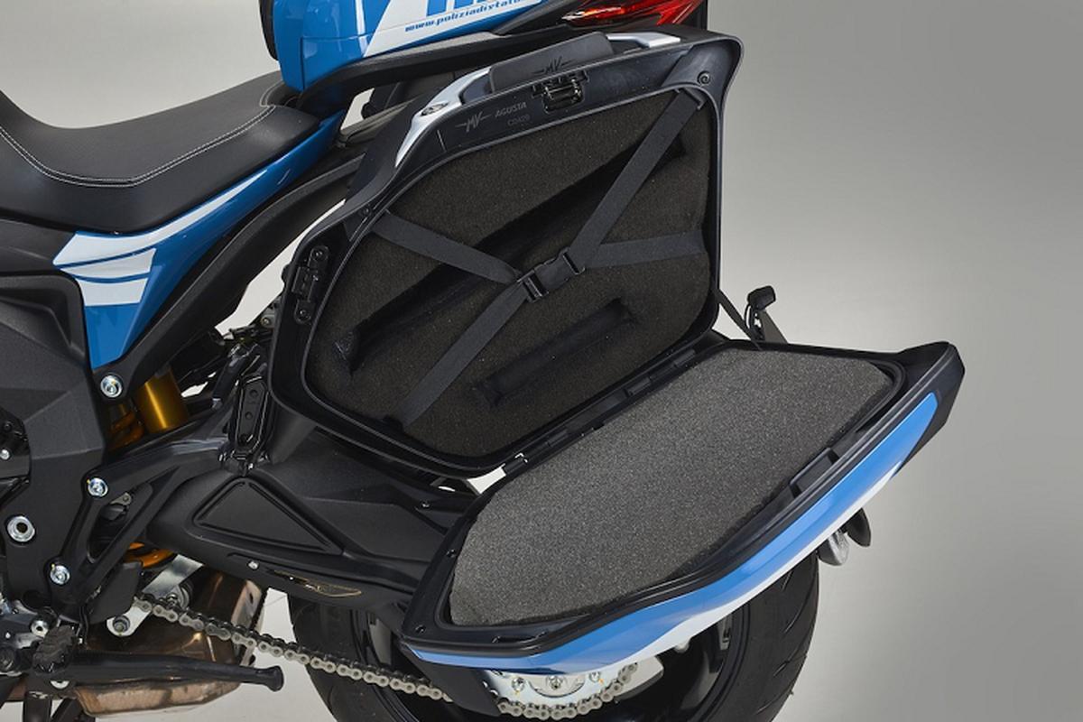 Ngam sieu moto MV Agusta Turismo Veloce cua canh sat Milan-Hinh-4