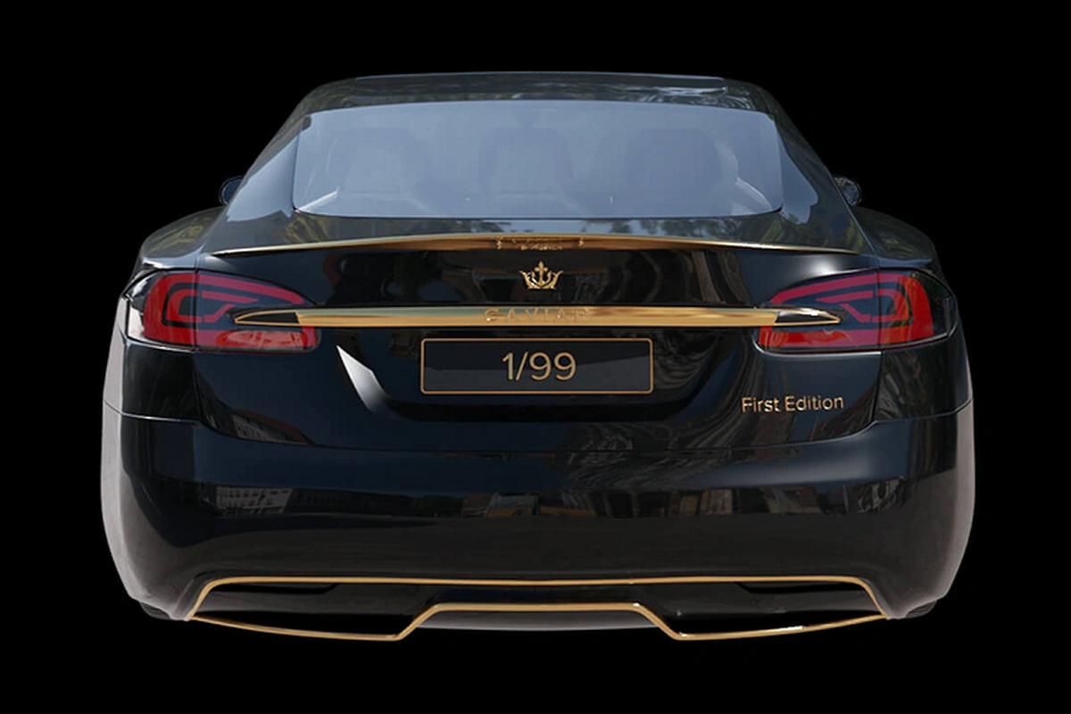 Tesla Model S ma vang hon 6,9 ty dong, dat ngang sieu xe-Hinh-4