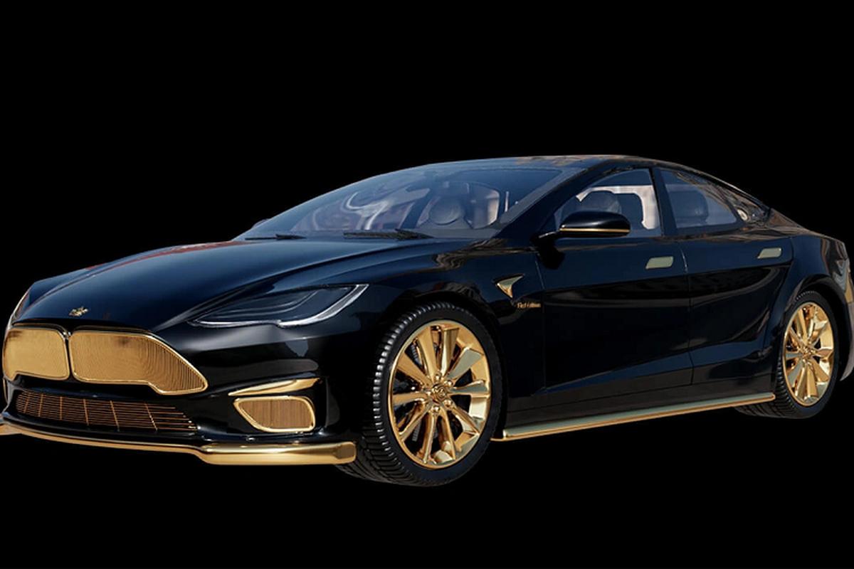 Tesla Model S ma vang hon 6,9 ty dong, dat ngang sieu xe-Hinh-6