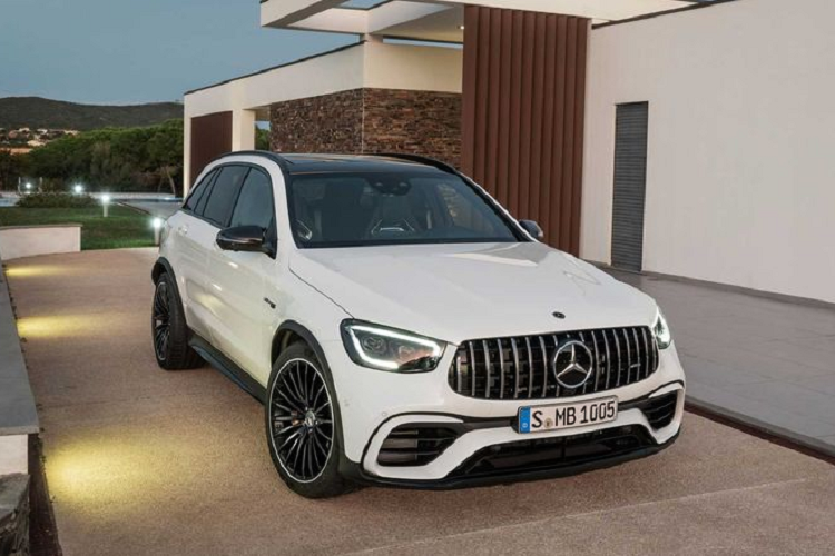 SUV Mercedes-AMG GLC 63 S 2022 trinh lang, SUV manh nhat-Hinh-2