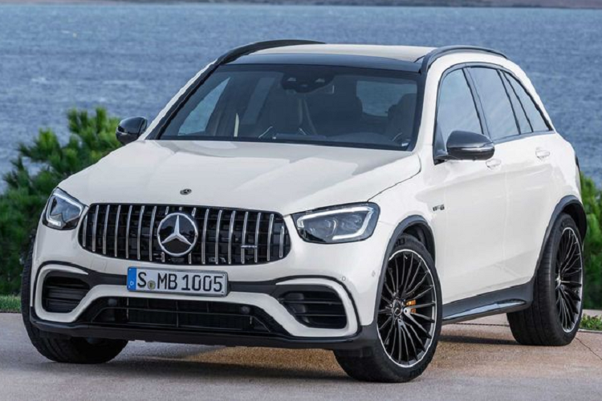 SUV Mercedes-AMG GLC 63 S 2022 trinh lang, SUV manh nhat-Hinh-3
