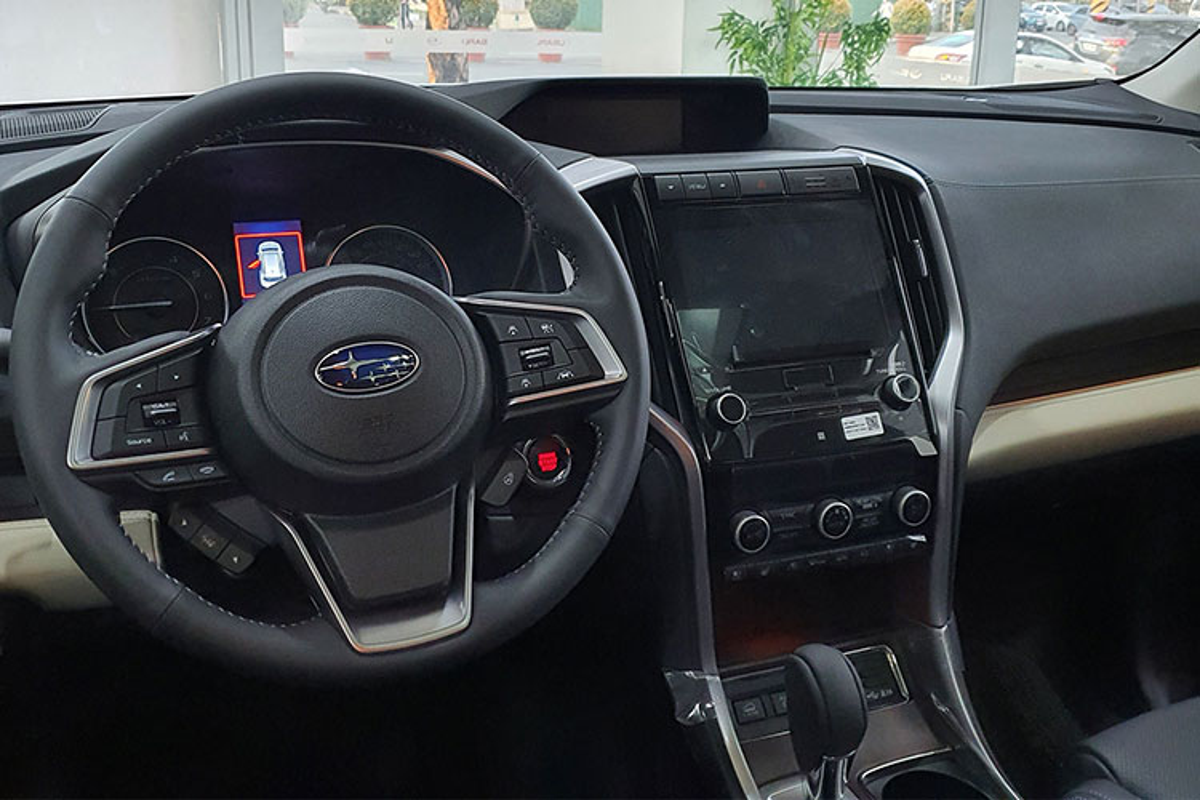Subaru Evoltis 2021 tu 1,65 ty dong,