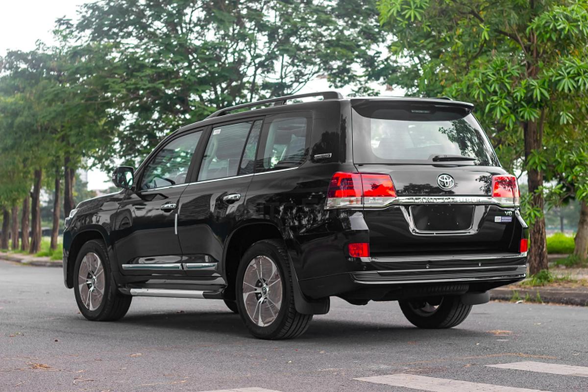 Can canh Toyota Land Cruiser 2021 may dau hon 6 ty tai Viet Nam-Hinh-7