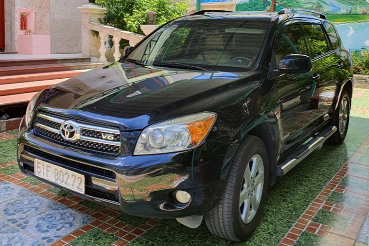 Co nen mua Toyota RAV4 doi 2007, chua toi 500 trieu o Sai Gon?-Hinh-10