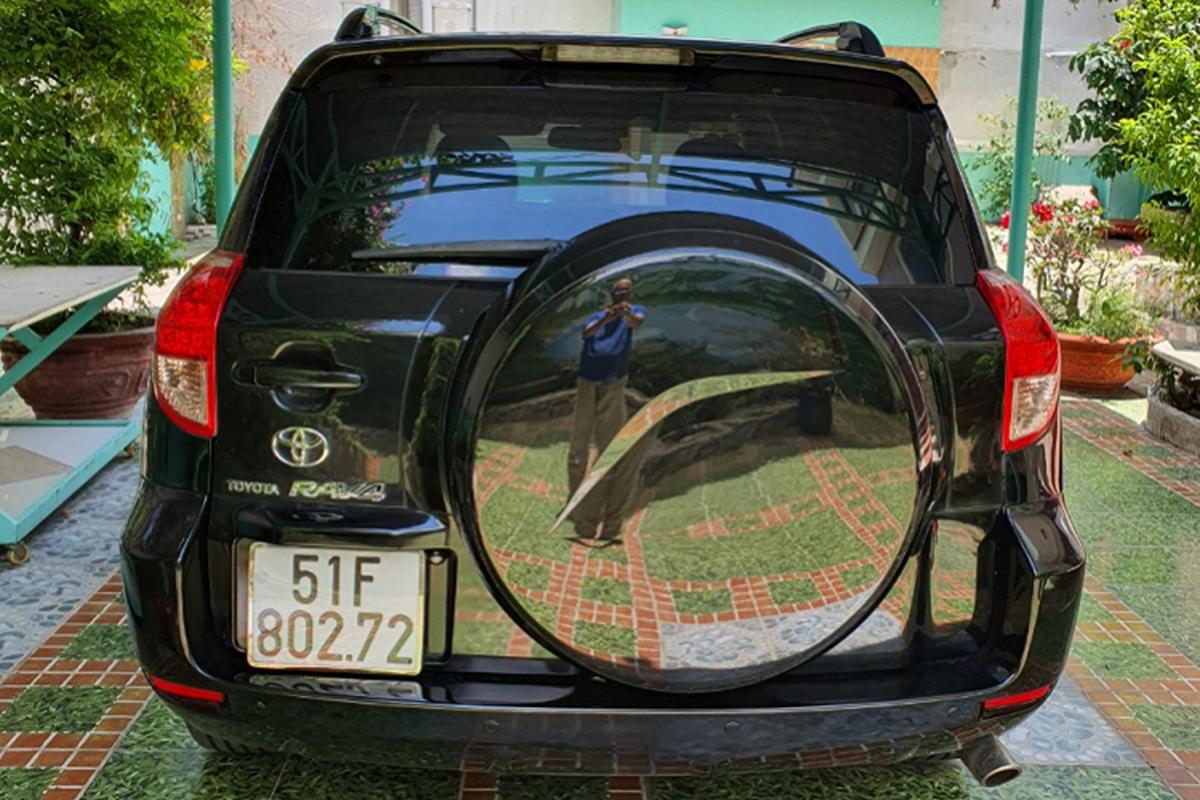 Co nen mua Toyota RAV4 doi 2007, chua toi 500 trieu o Sai Gon?-Hinh-8