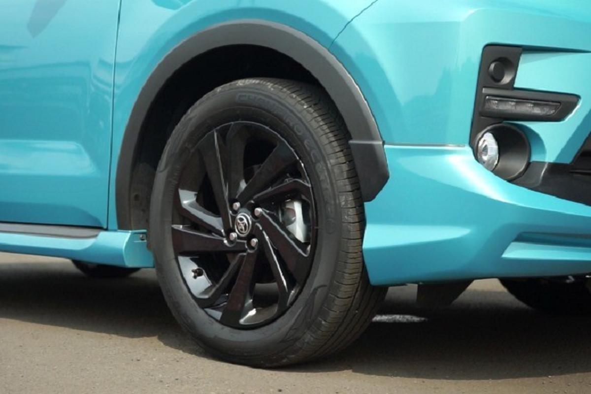 Toyota Raize 2021 duoi 400 trieu dong chao khach Dong Nam A-Hinh-11