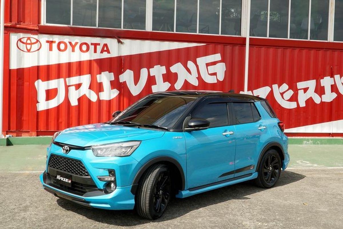 Toyota Raize 2021 duoi 400 trieu dong chao khach Dong Nam A-Hinh-13
