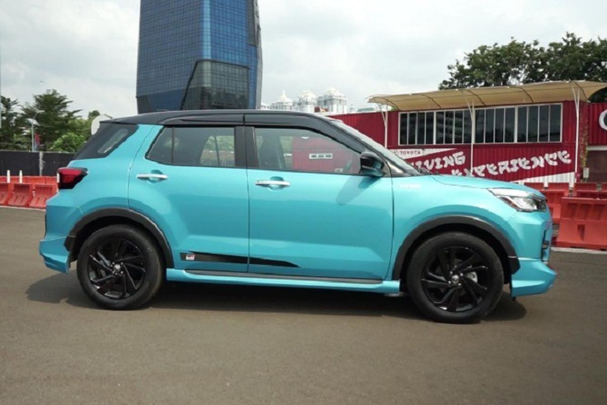 Toyota Raize 2021 duoi 400 trieu dong chao khach Dong Nam A-Hinh-2