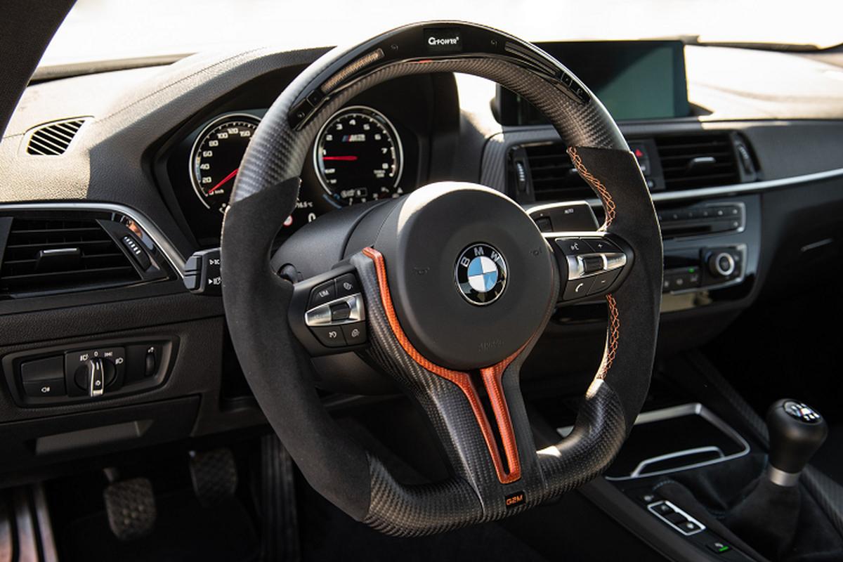 Chi 334 trieu dong do BMW M2 thanh