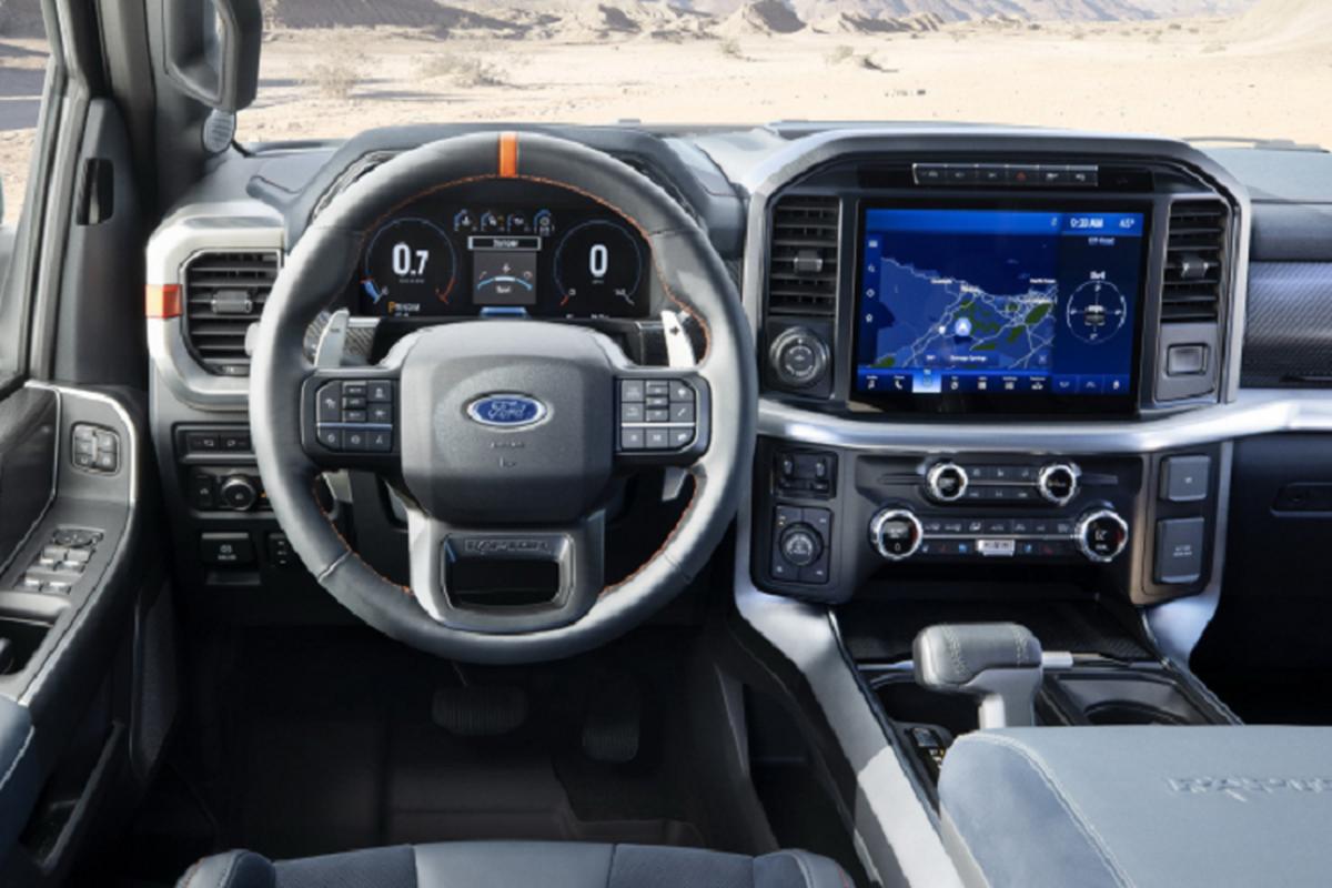 Ford F-150 Raptor 2021 tu 1,48 ty dong tai My, cho ve viet Nam-Hinh-8