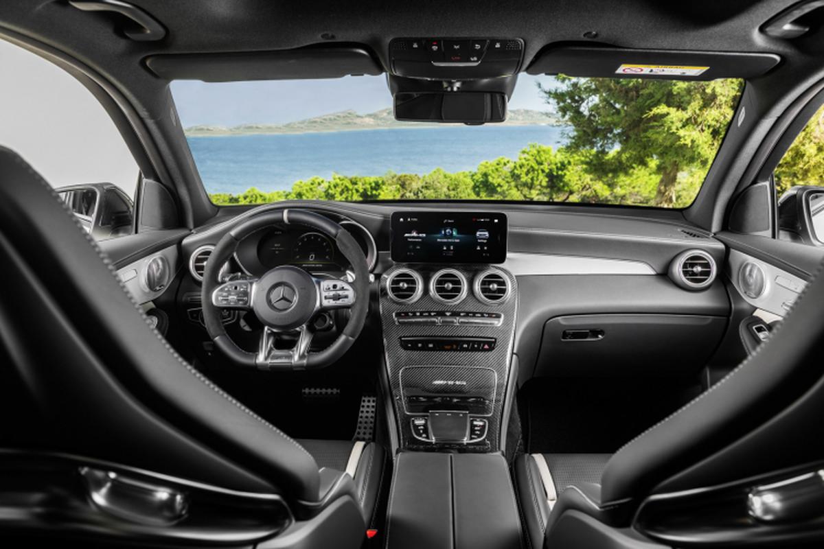 Chi tiet Mercedes-AMG GLC 63 S 2022 ban My, manh 503 ma luc-Hinh-2