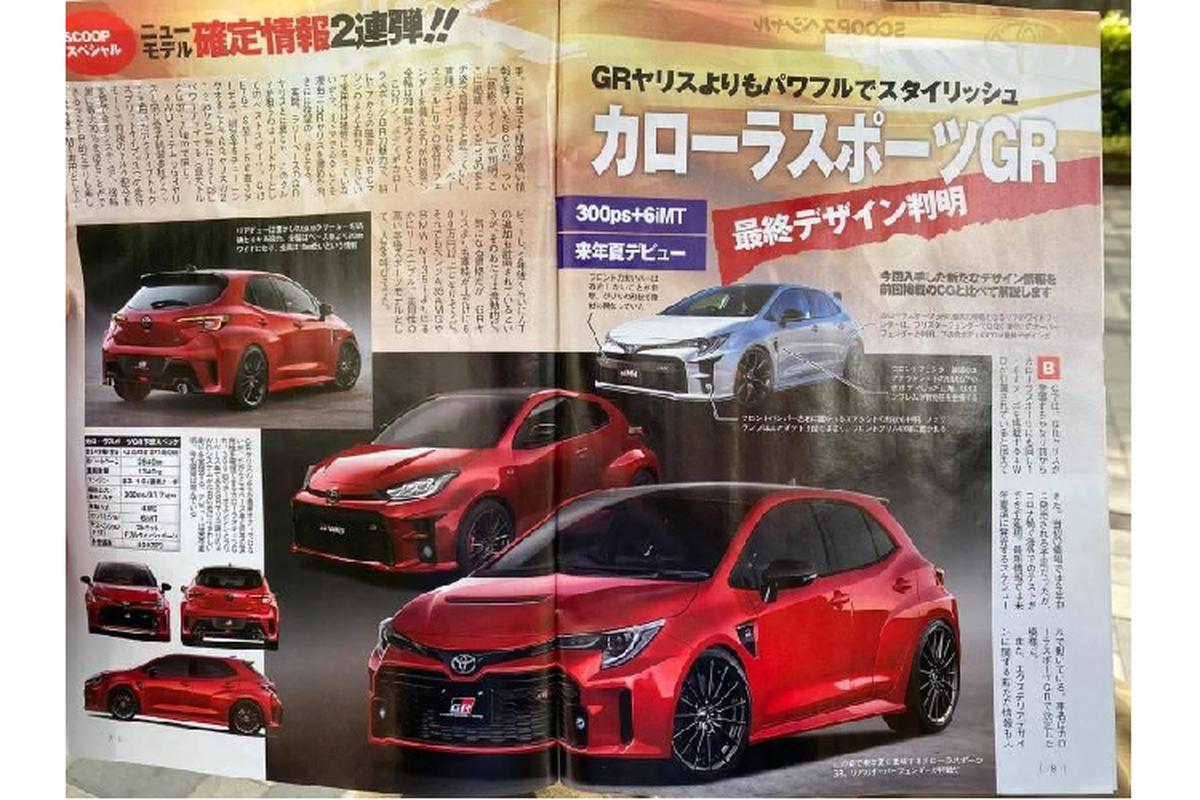 "Toyota Corolla GR 2022 tu 1 ty dong, ""de doa"" Volkswagen Golf R-Hinh-2"