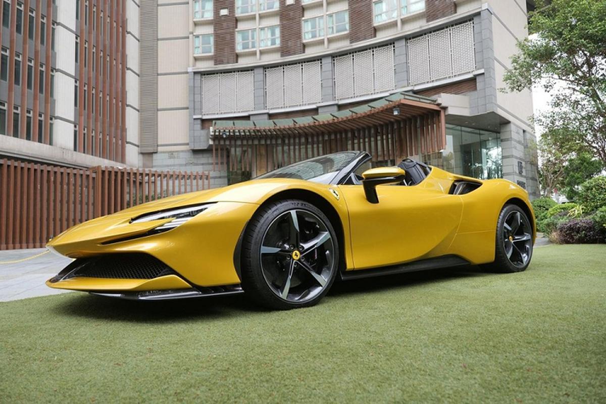 "Ferrari SF90 Spider hon 26 ty o Hong Kong, dai gia Viet ""phat them""-Hinh-9"