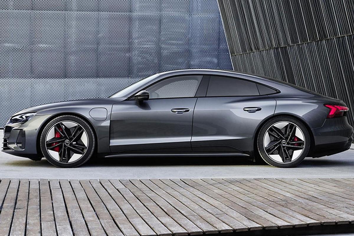 Audi e-tron GT 2022 chay dien len ke tai Chau Au, tu 2,7 ty dong-Hinh-2