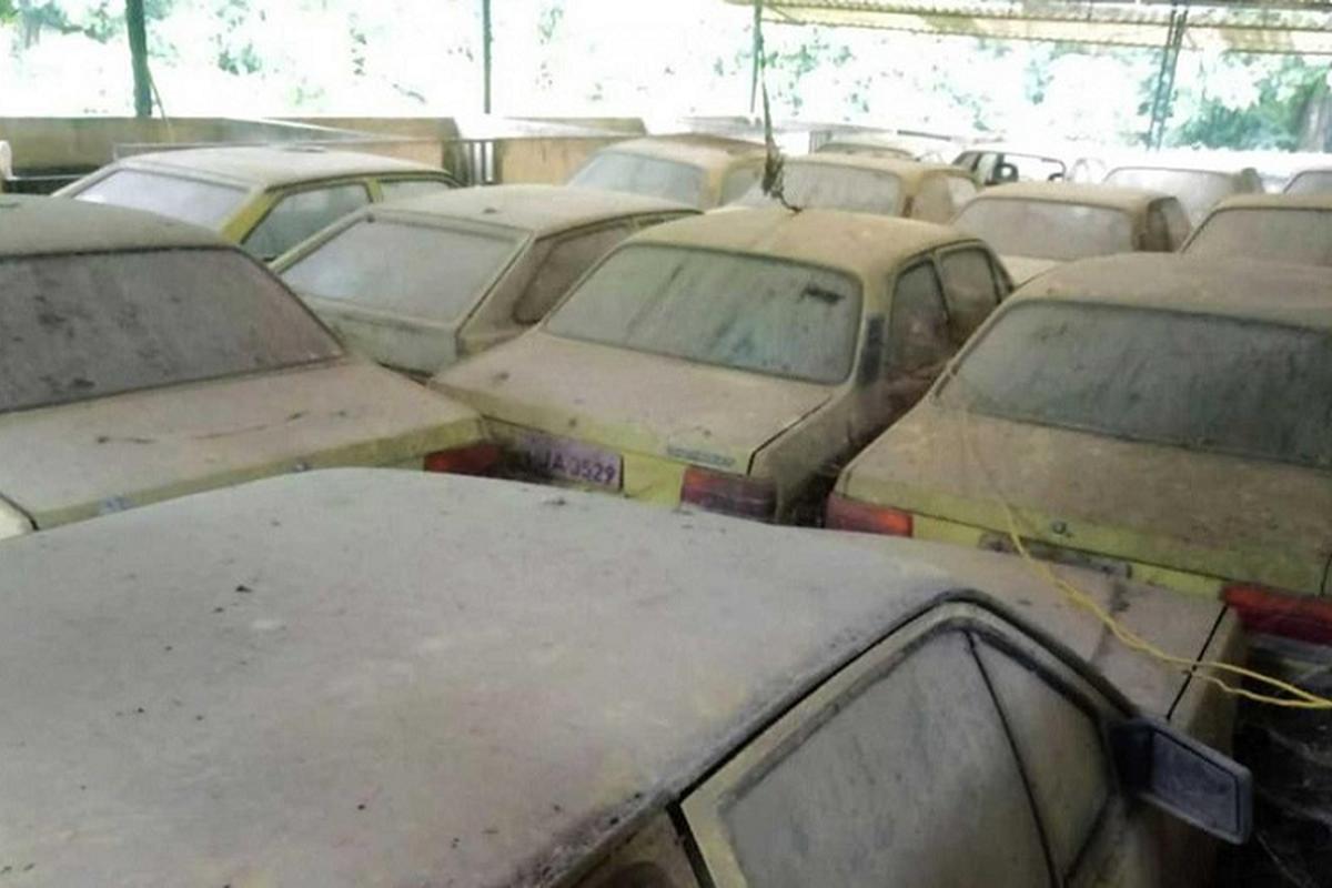 """Phat hien dan xe Chevrolet vut xo cua """"ong hoang taxi"""" mot thoi-Hinh-8"""
