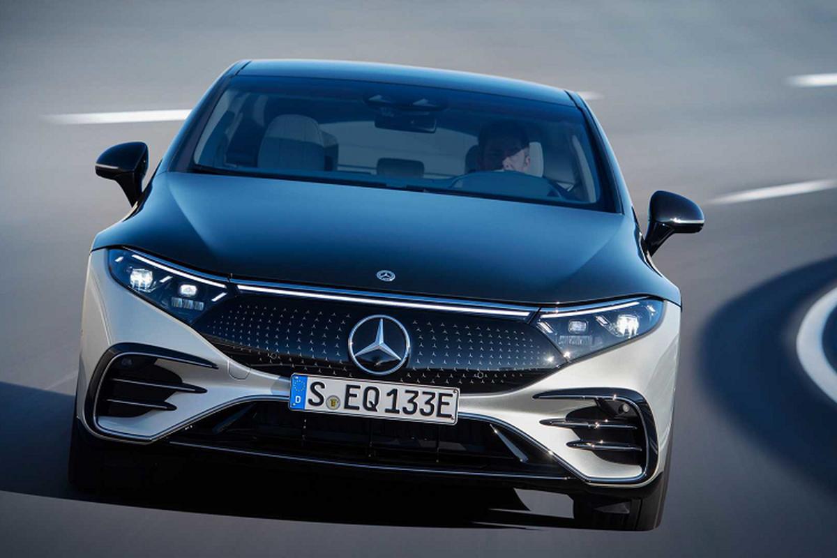 Mercedes-Benz Viet Nam sap ra mat xe sang dien EQS 2022 moi-Hinh-3
