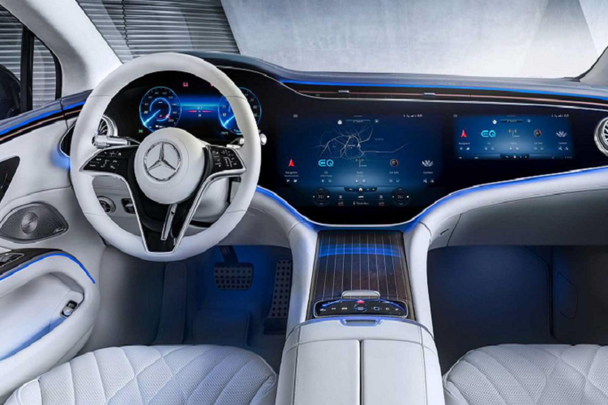 Mercedes-Benz Viet Nam sap ra mat xe sang dien EQS 2022 moi-Hinh-4