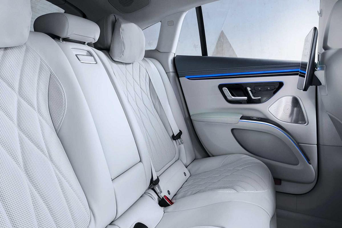 Mercedes-Benz Viet Nam sap ra mat xe sang dien EQS 2022 moi-Hinh-5