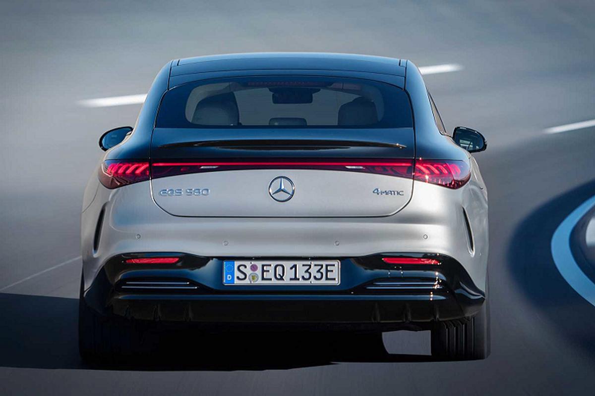 Mercedes-Benz Viet Nam sap ra mat xe sang dien EQS 2022 moi-Hinh-9