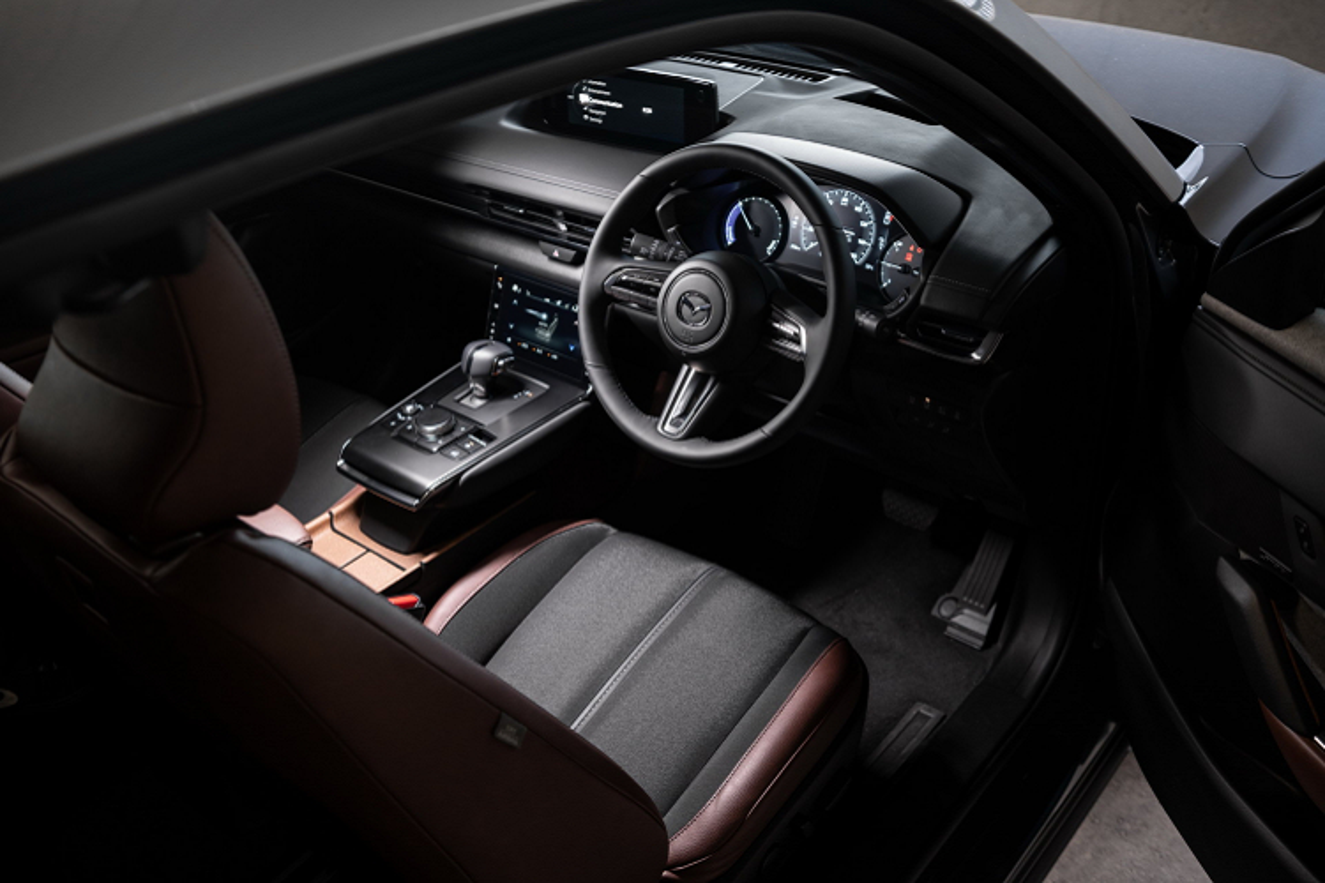Mazda MX-30 chay dien ban ra tu 1,16 ty dong tai Uc-Hinh-3