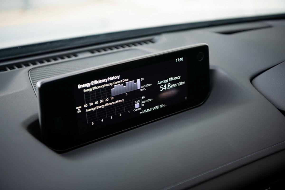 Mazda MX-30 chay dien ban ra tu 1,16 ty dong tai Uc-Hinh-6