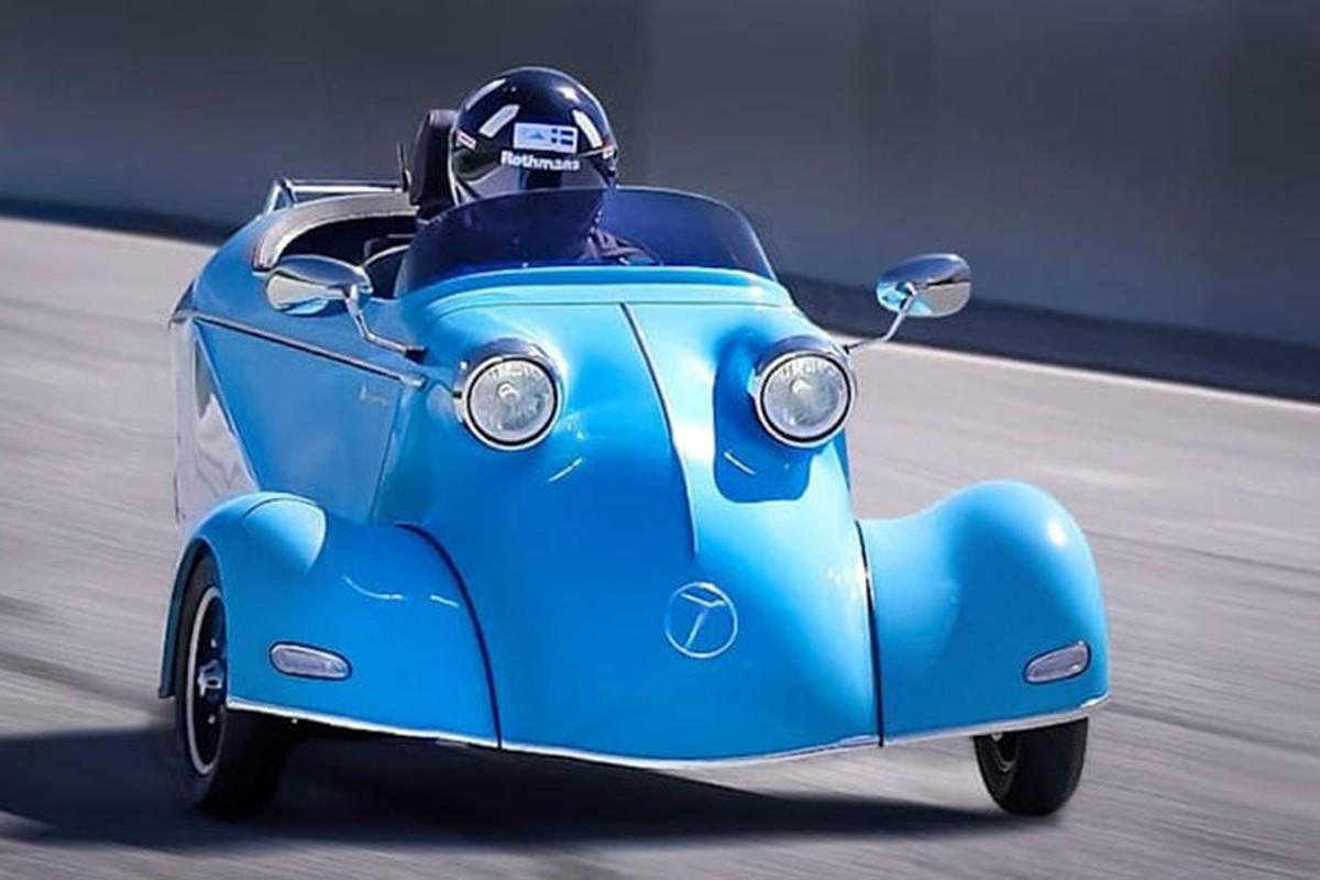 Nha san xuat may bay Messerschmitt