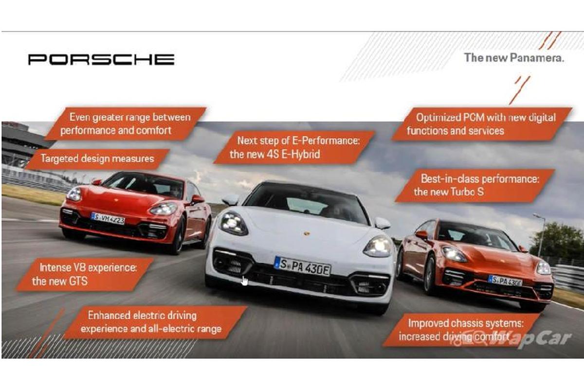 Porsche ra mat Panamera GTS, Turbo S va 4S E-Hybrid the he moi-Hinh-2