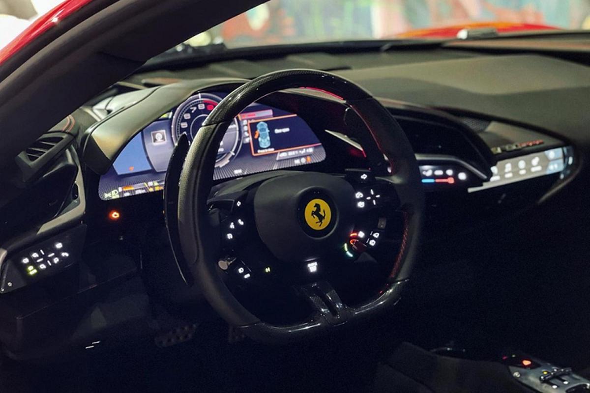 Ferrari SF90 Stradale dau tien tai Viet Nam rao ban duoi 30 ty?-Hinh-4