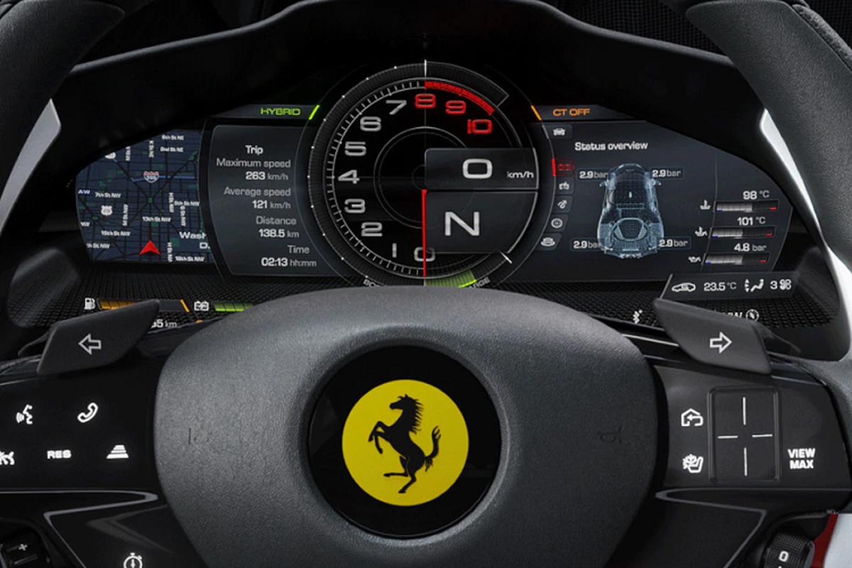Ferrari SF90 Stradale dau tien tai Viet Nam rao ban duoi 30 ty?-Hinh-5