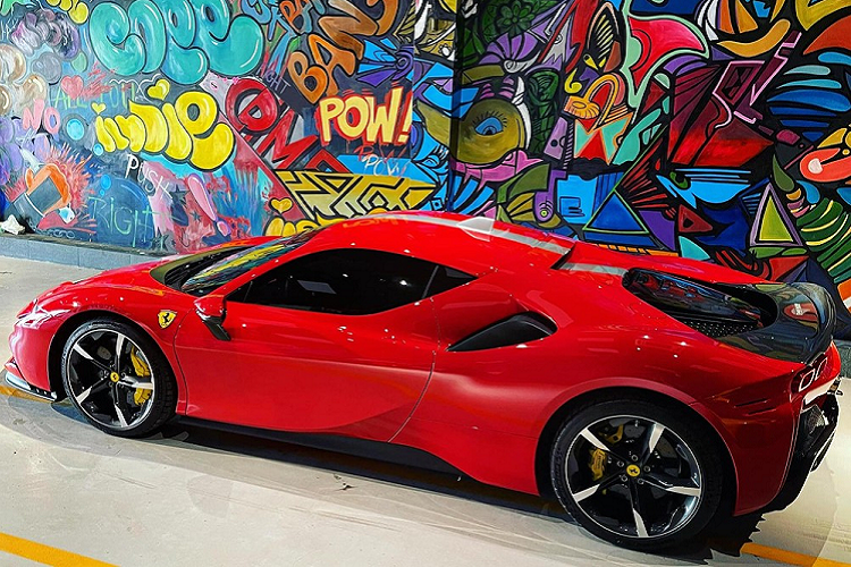 Ferrari SF90 Stradale dau tien tai Viet Nam rao ban duoi 30 ty?-Hinh-7