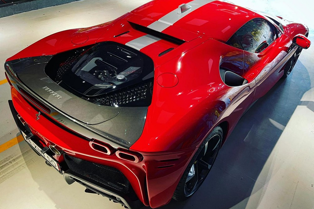 Ferrari SF90 Stradale dau tien tai Viet Nam rao ban duoi 30 ty?-Hinh-8