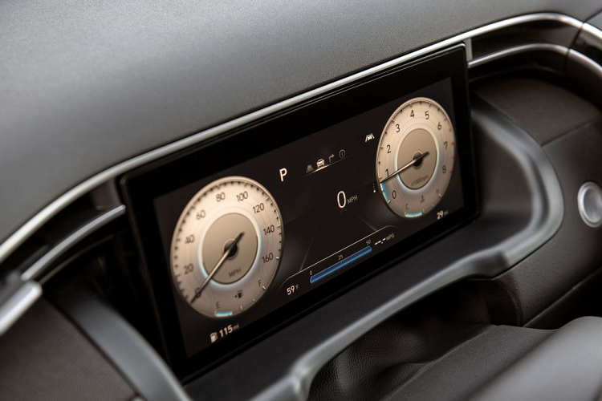 Hyundai Santa Cruz 2022 ban cao nhat duoc trang bi nhung gi?-Hinh-2