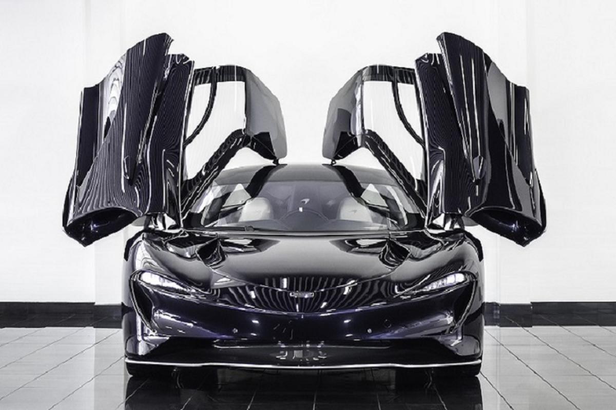 "McLaren Speedtail trang bi ""ngap rang"", rao ban chi hon 80 ty dong"