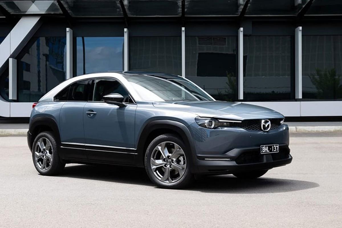 Mazda MX-30 chay dien ban ra tu 1,16 ty dong tai Uc-Hinh-8