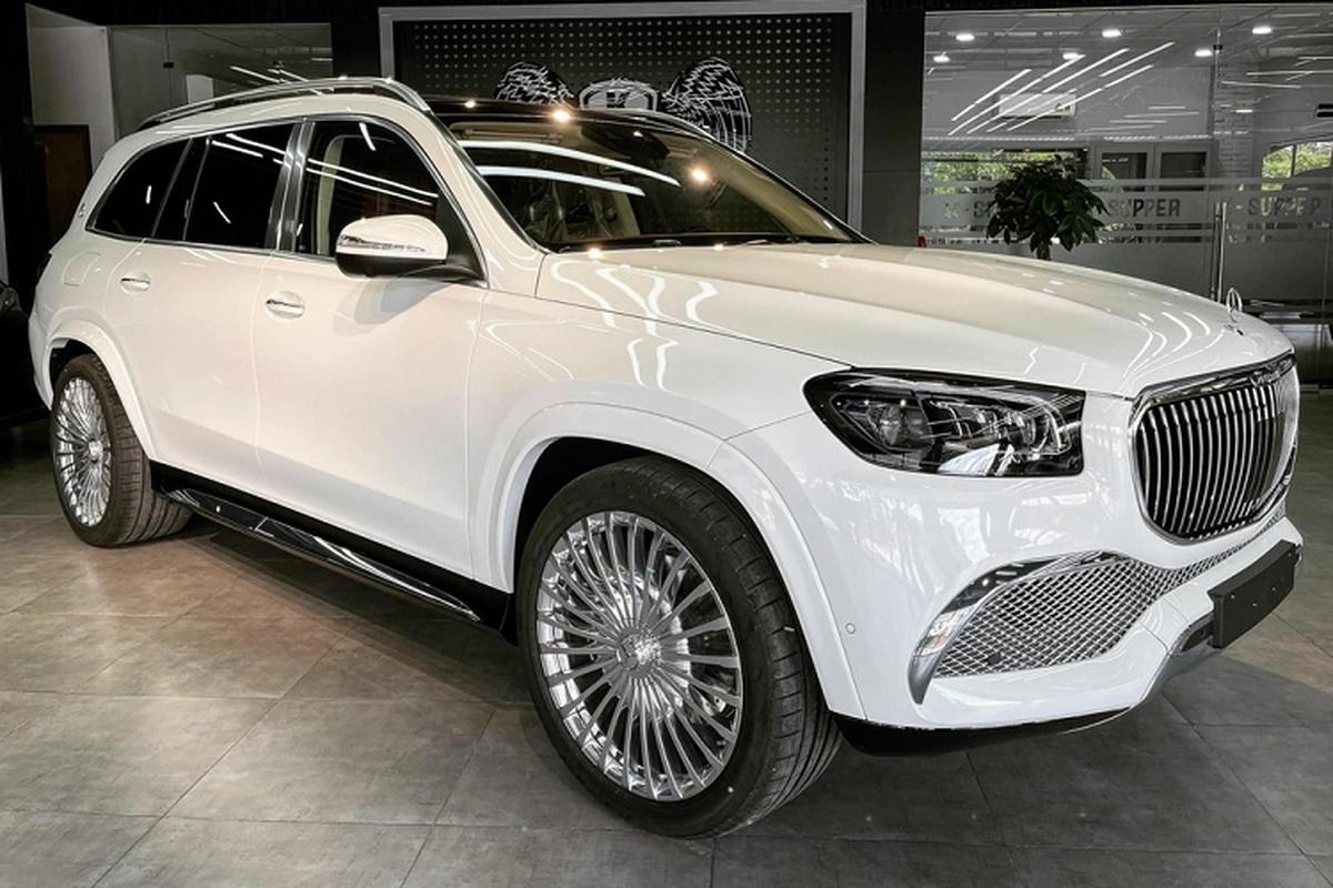 Chi tiet Mercedes-Maybach GLS 600 mau hiem hon 16 ty tai Sai Gon-Hinh-3