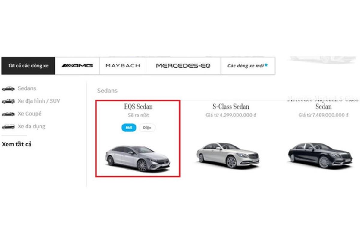 Mercedes-Benz Viet Nam sap ra mat xe sang dien EQS 2022 moi-Hinh-10