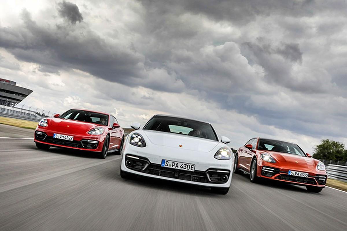 Porsche ra mat Panamera GTS, Turbo S va 4S E-Hybrid the he moi-Hinh-8