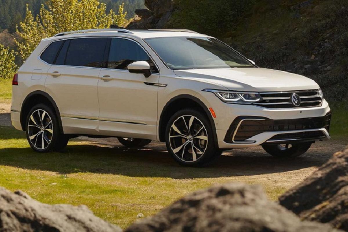 Volkswagen Tiguan 2022 vua ra mat duoc nang cap nhung gi?
